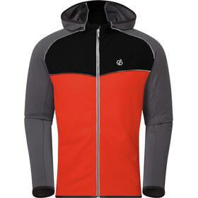 Dare 2b Ratified II Core Stretch Jacket Men black/trail blaze